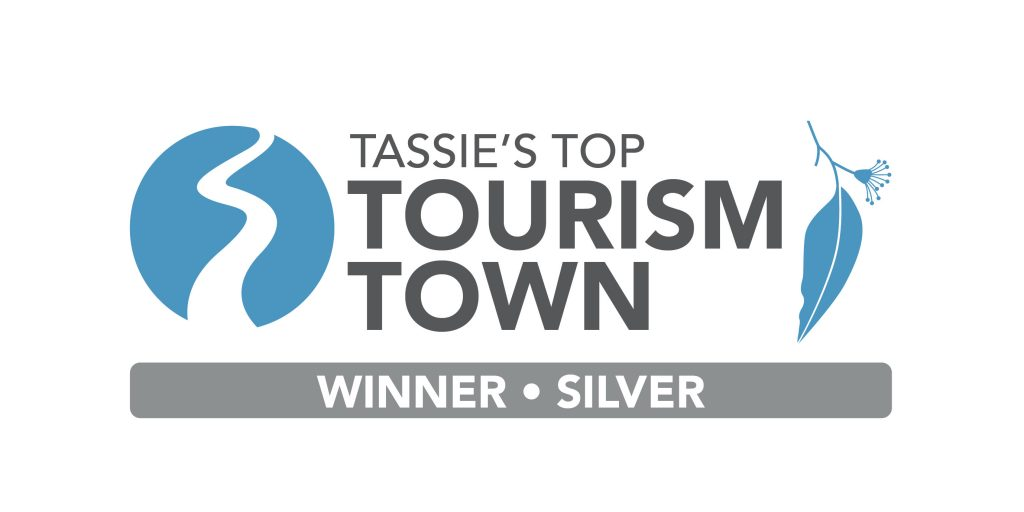 Tassies Top Tourist Town - Stanley Silver